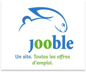 Jooble. Logo